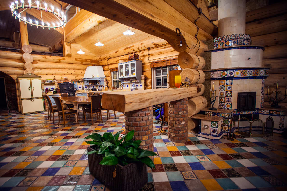 C mo elegir los azulejos para tu cocina 8 tips for Azulejos para patios rusticos