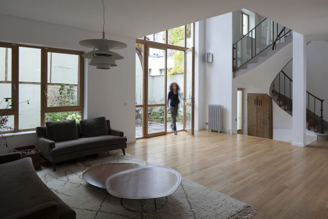 Maison z de atelier architecture situ e homify for De atelier architects