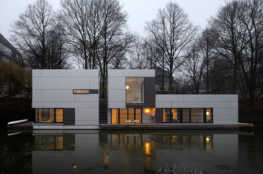 minimalismo vs romantismo na berma de um canal. Black Bedroom Furniture Sets. Home Design Ideas
