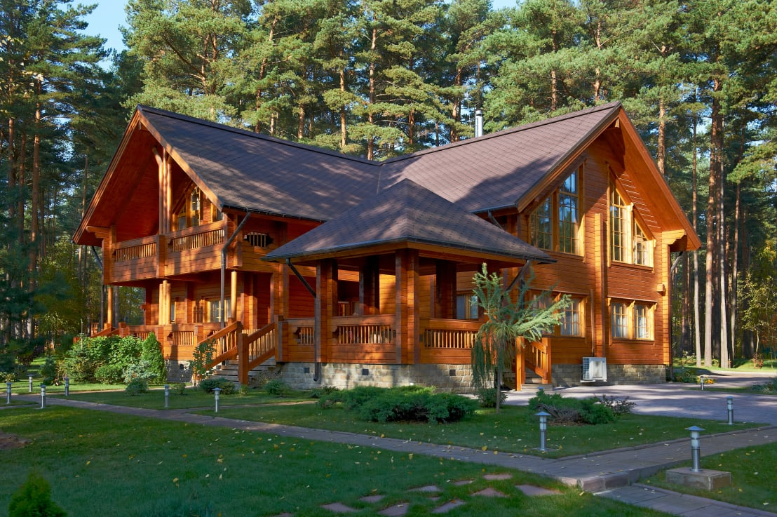 15 gute grnde fr ein blockhaus - Blockhaus Fjord