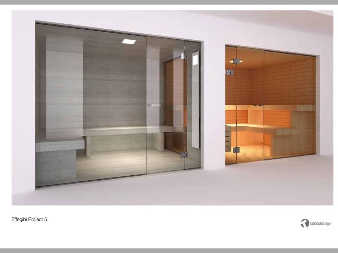 effegibi glass steam room and sauna by steam and sauna. Black Bedroom Furniture Sets. Home Design Ideas