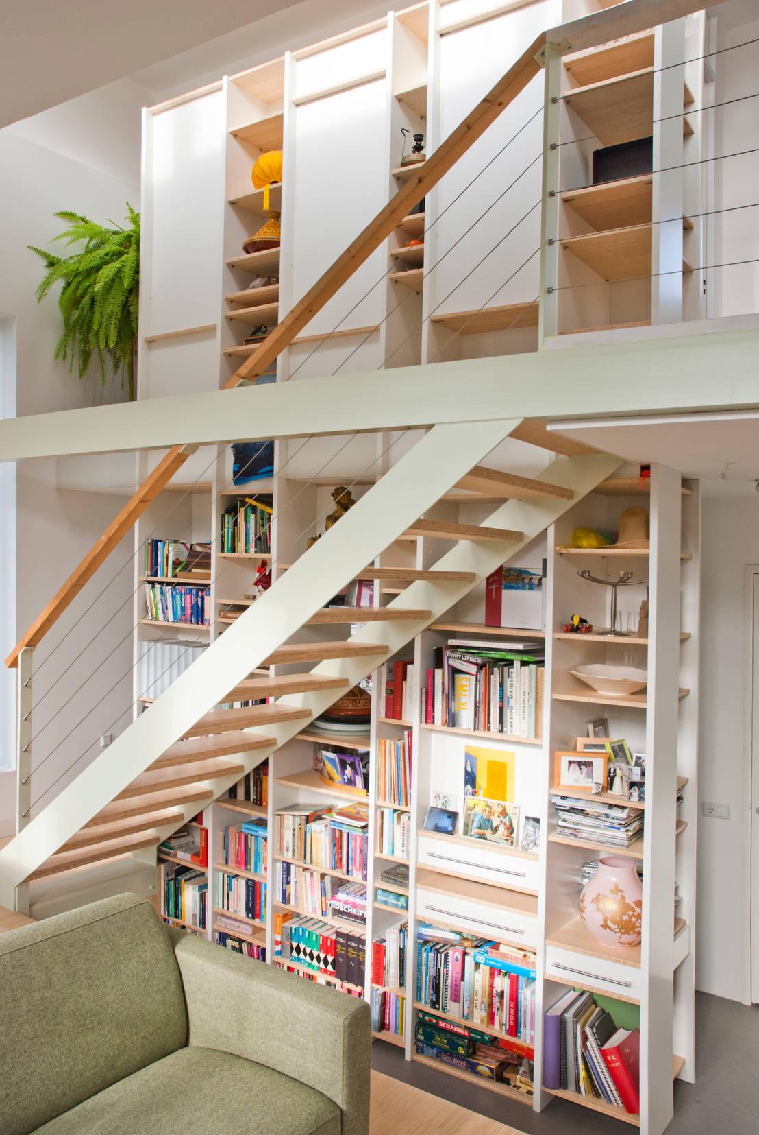 Bergruimte onder de trap, tien inspirerende voorbeelden