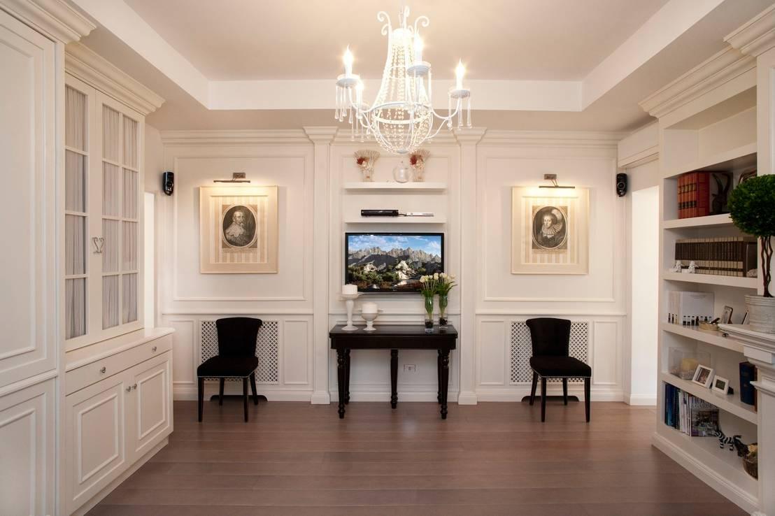 Studio di architettura alberto ambrosini black white for Studi di architettura