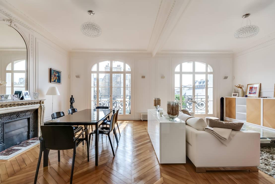 homify 360 moderne et haussmannien. Black Bedroom Furniture Sets. Home Design Ideas