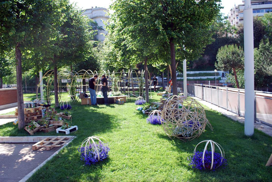 Giardini in terrazza festival del verde e del paesaggio for Designer giardini