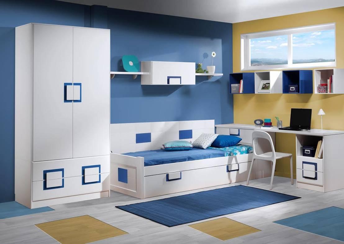 Dormitorios jueveniles de muebles tante homify - Muebles tante ...
