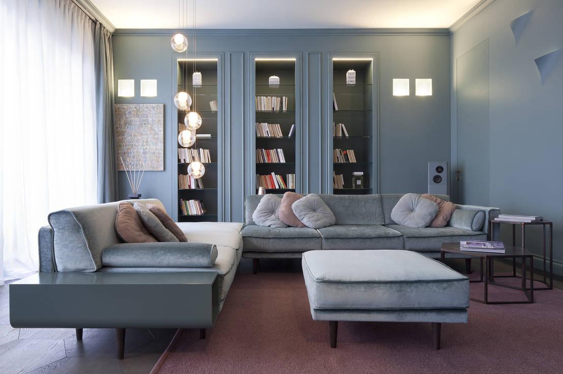 10 must per una deliziosa casa in stile parigino for Bagno piccolo andrea castrignano