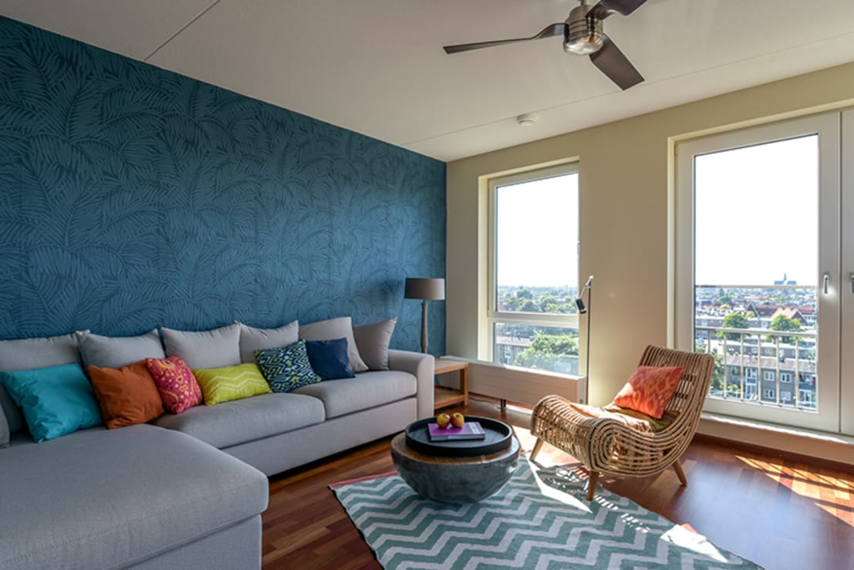 10 cores para renovar a pintura da sala de estar - Divano color prugna ...