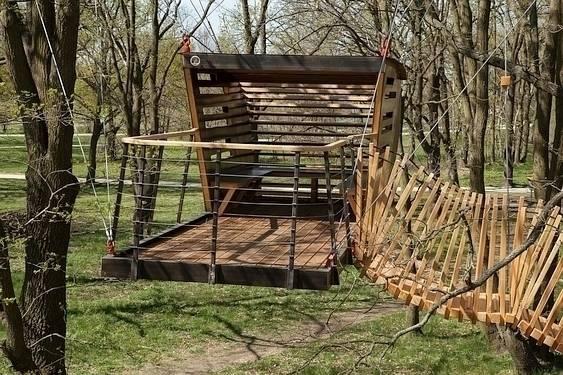 das luftschloss im volkspark potsdam by luftschl sser homify. Black Bedroom Furniture Sets. Home Design Ideas