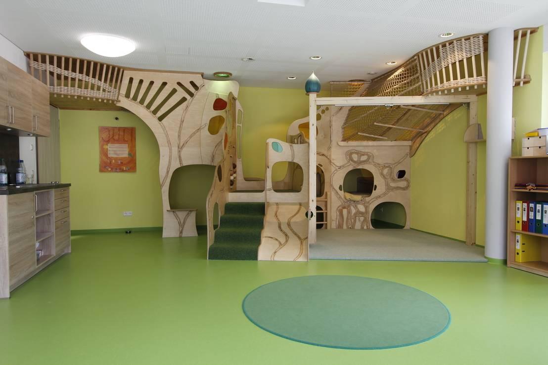 Bewegungslandschaft Für Kinder Unter Drei Jahren Von Schilling Raumkonzepte    Homify
