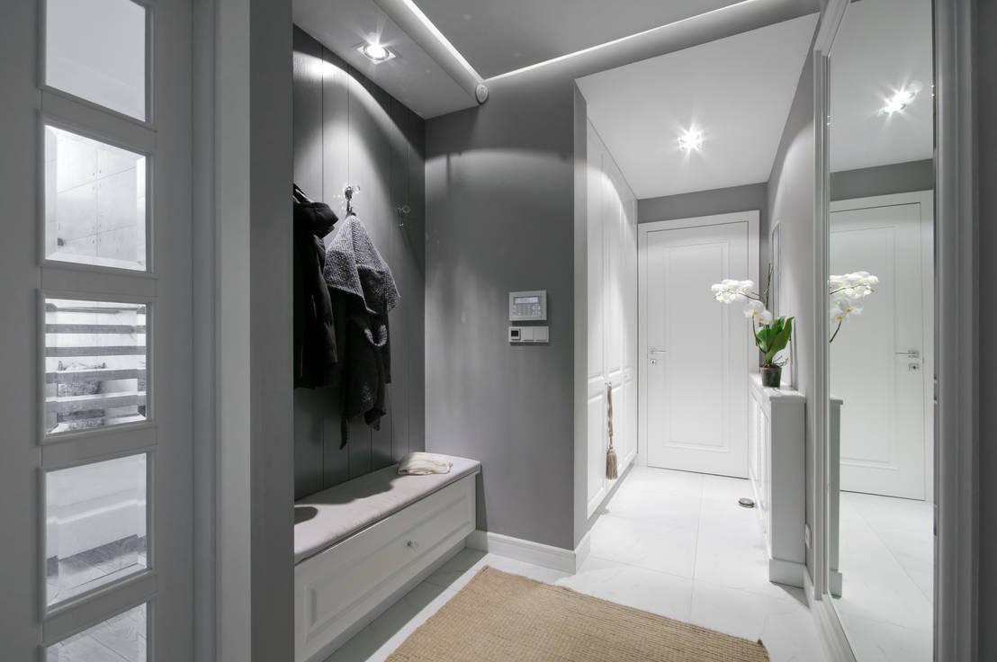 12 idee per organizzare l 39 ingresso di casa for Idee di ingresso seminterrato