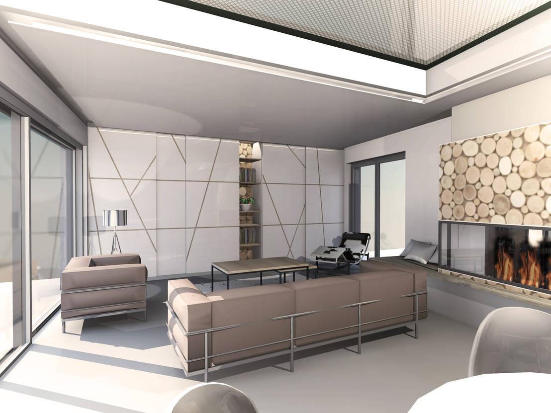 Etude de la configuration int rieure d 39 une maison for Etude architecte interieur