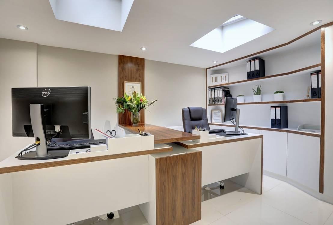 reis london ltd reis london office and showroom homify. Black Bedroom Furniture Sets. Home Design Ideas