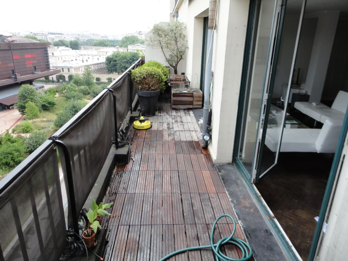 Fiorellino paysagiste balcon paris 7 homify for Paysagiste balcon