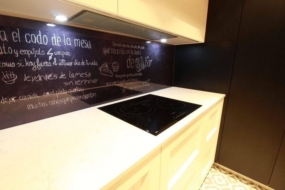 Dise o de cocina en madrid by l nea 3 cocinas madrid homify - Linea 3 cocinas ...