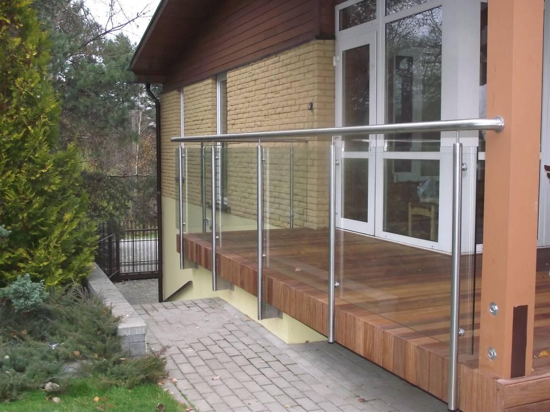 balustrades by inox city ltd homify. Black Bedroom Furniture Sets. Home Design Ideas