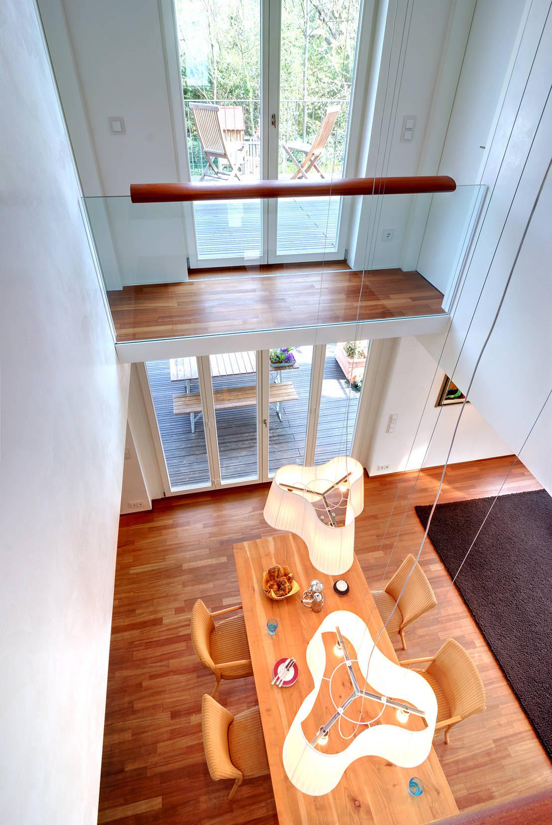 privathaus heidelberg von raumkontor innenarchitektur architektur homify. Black Bedroom Furniture Sets. Home Design Ideas