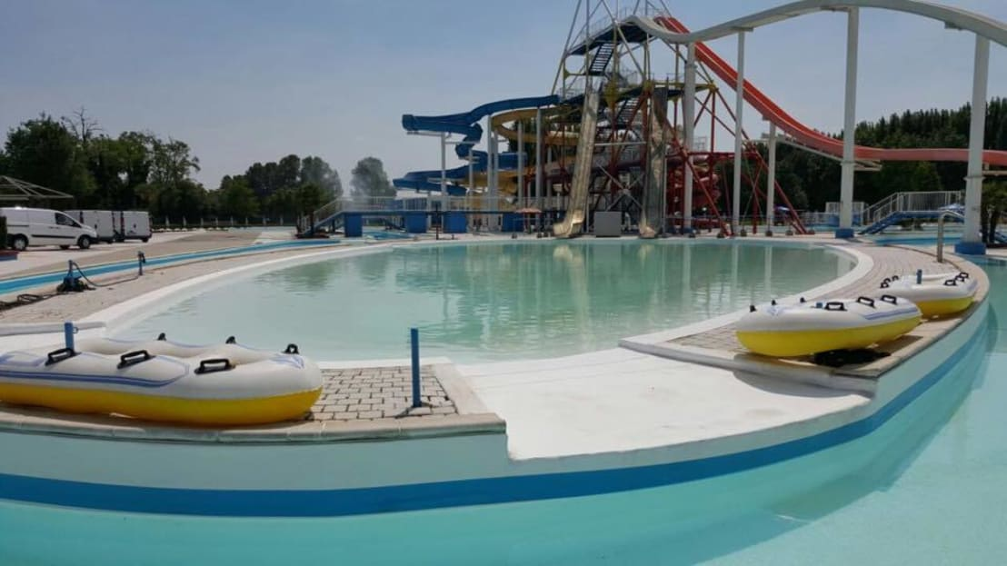Gardaland waterpark di mav piscine srl homify for O piscine otterburn park