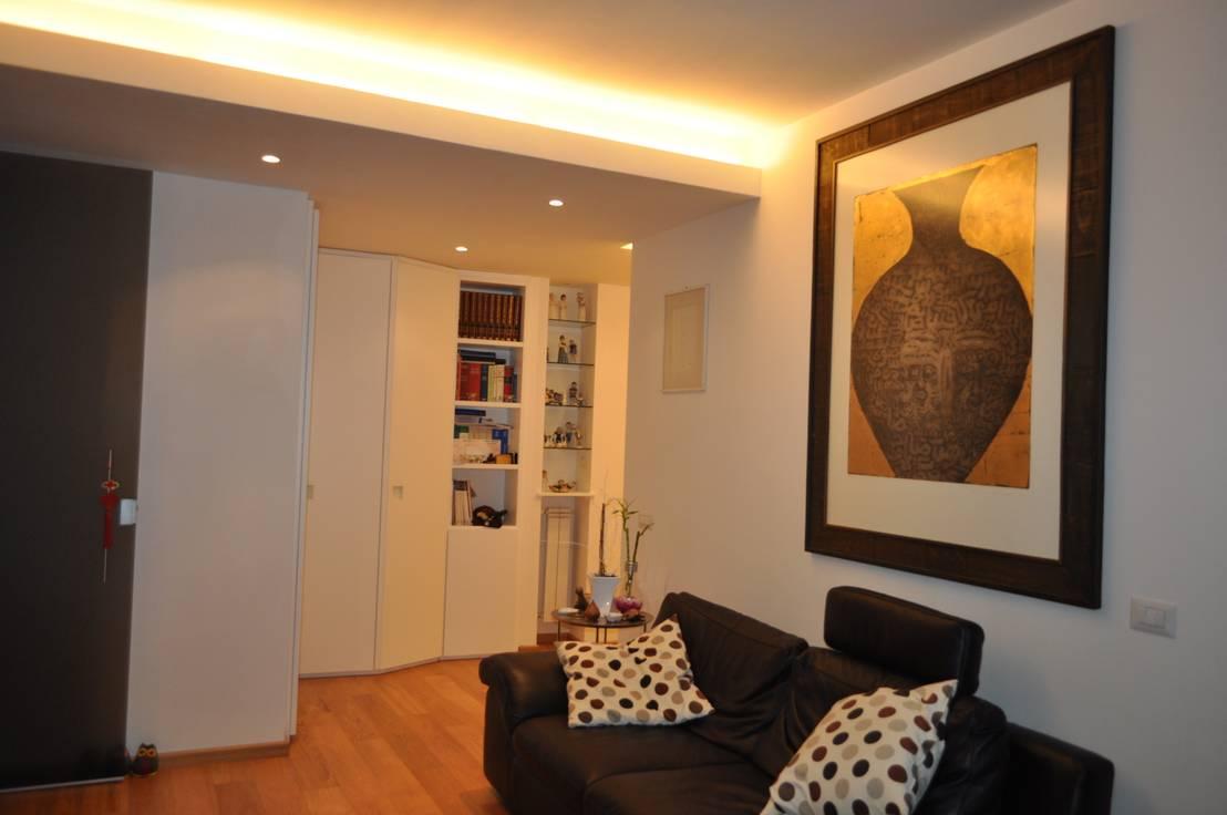 Zero6studio studio associato di architettura for Metraggio di appartamento studio