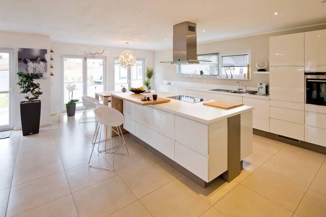10 idee per progettare una cucina moderna con isola - Progettare una cucina componibile ...