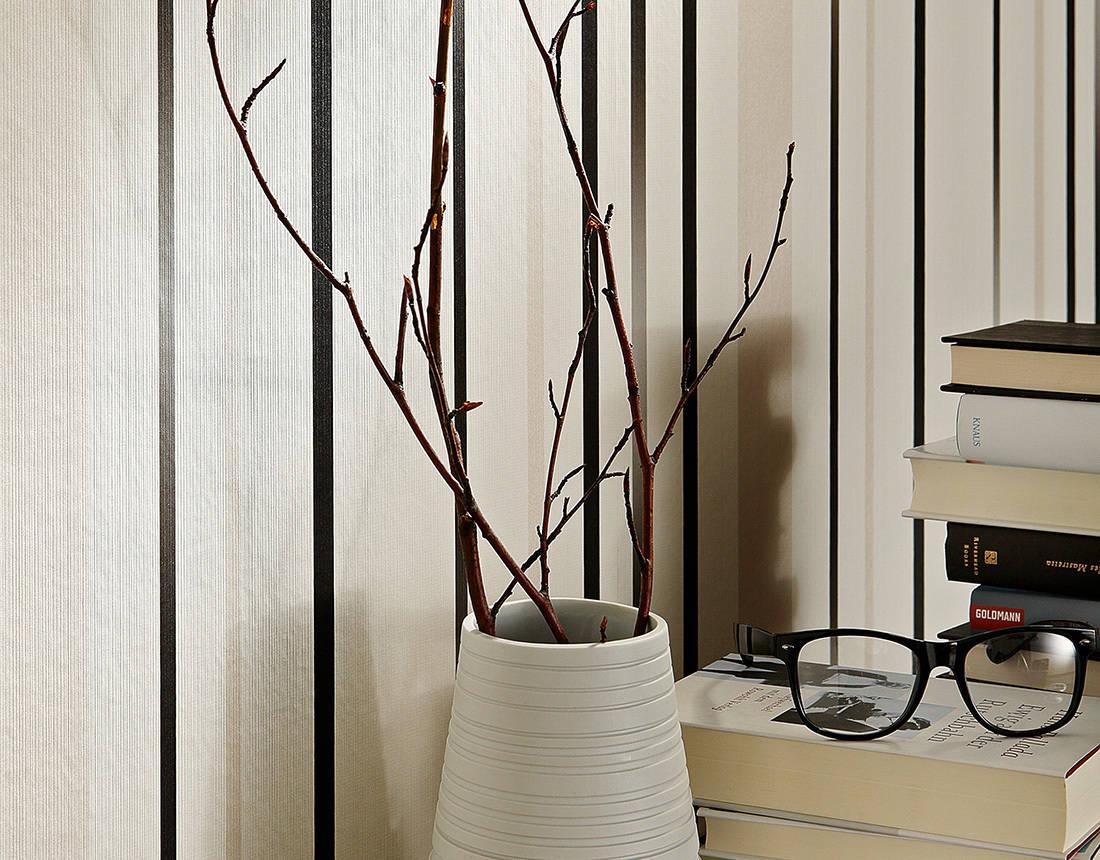 tapetenmax streifentapeten von tapetenmax kr ger gmbh. Black Bedroom Furniture Sets. Home Design Ideas
