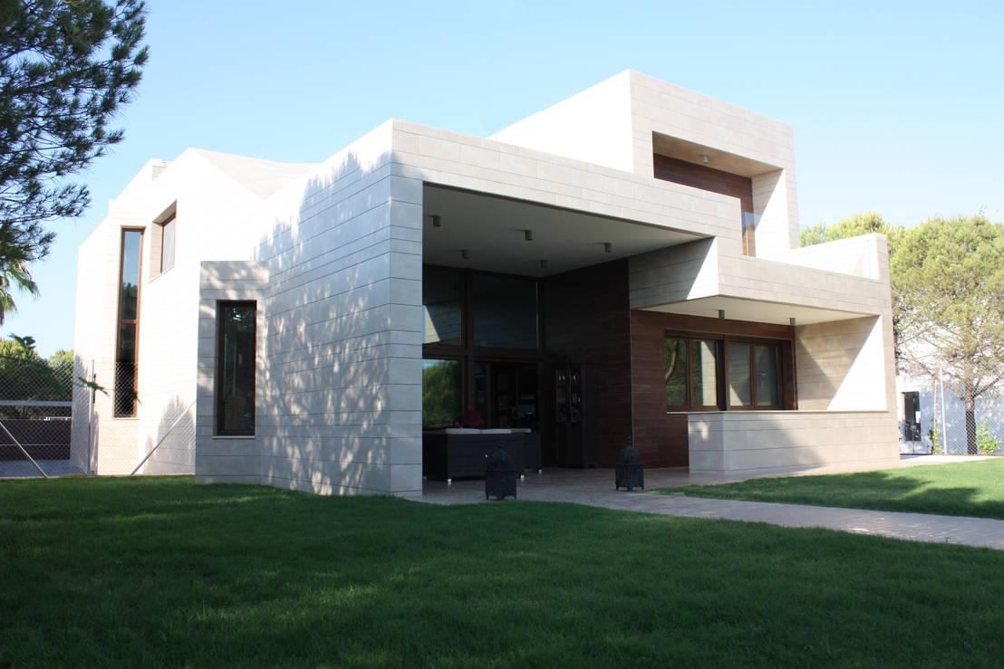 Casa zaranda de lar arquitectura homify for Homify casas