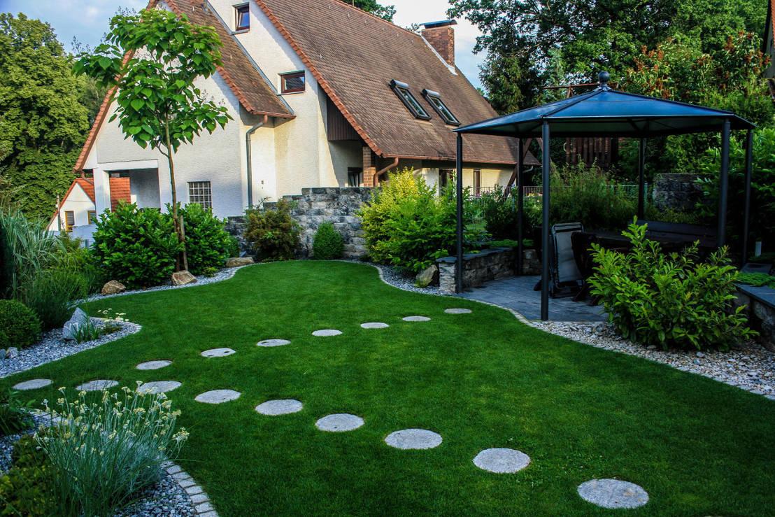 Hoe maak je van een kleine tuin iets groots?
