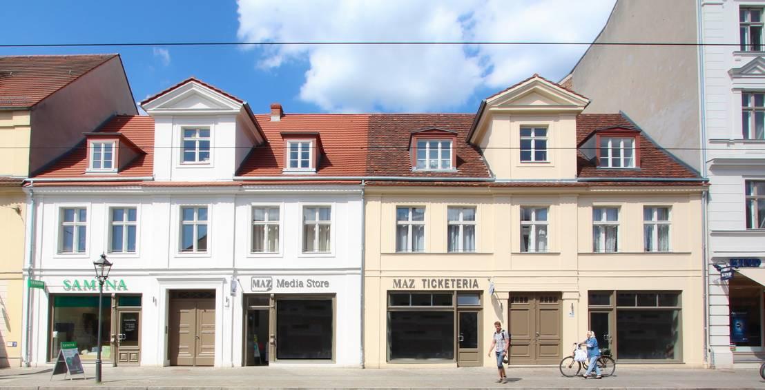 modernisierung dachgeschossausbau und anbau an barocker stadth user friedrich ebert stra e. Black Bedroom Furniture Sets. Home Design Ideas