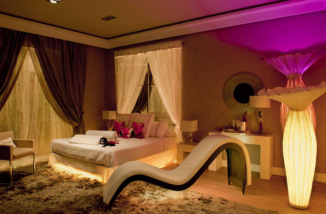 Молодой самая эротическая спальня
