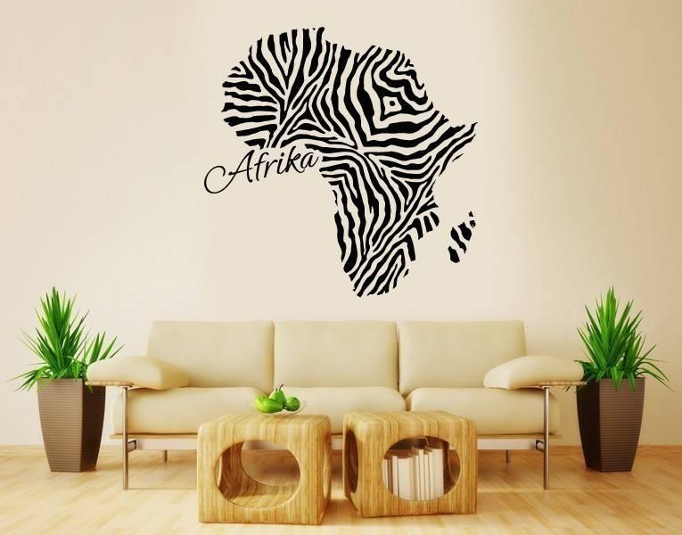 Afrika von apalis gmbh homify - Klebefieber de wandtattoo ...
