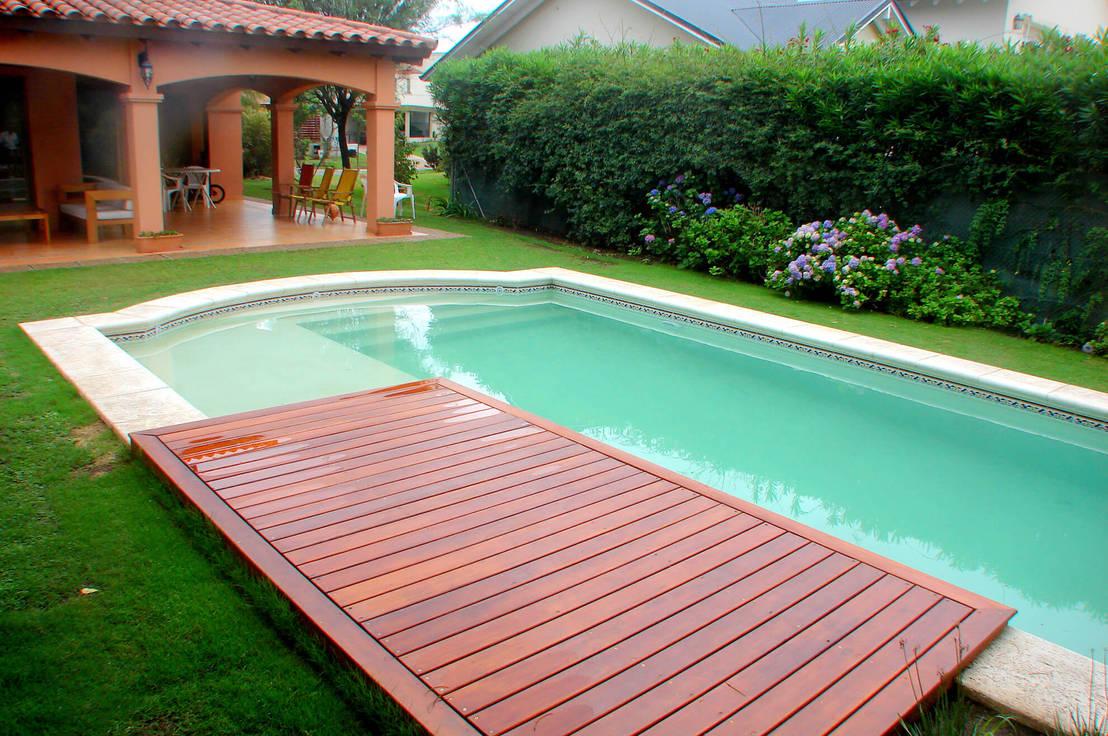 Piscinas varias por piscinas scualo homify - Fotos de piscinas ...