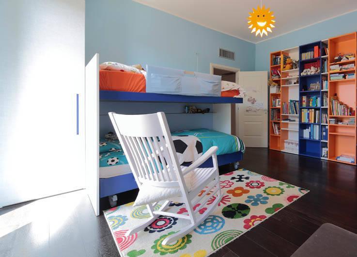 Tappeti per le camerette dei bimbi ecco qualche idea - Tappeti camerette neonati ...