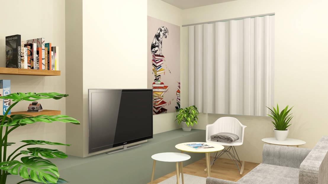 Impulsion Deco Relooking Appartement Homify