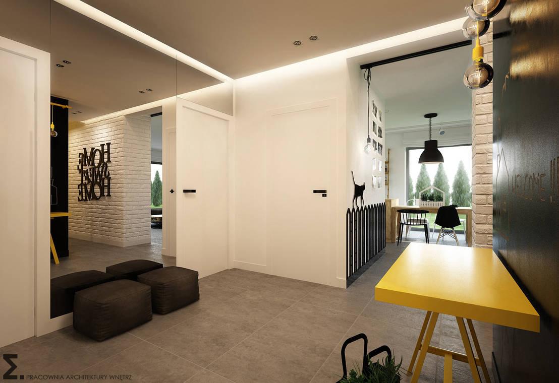 Eetkamer aparte idee - Moderne entree meubels ...