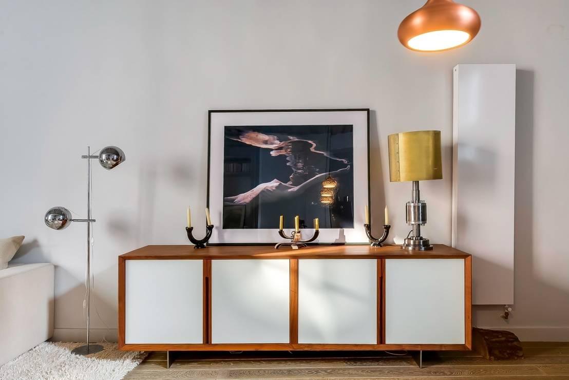 meero appartement paris homify. Black Bedroom Furniture Sets. Home Design Ideas