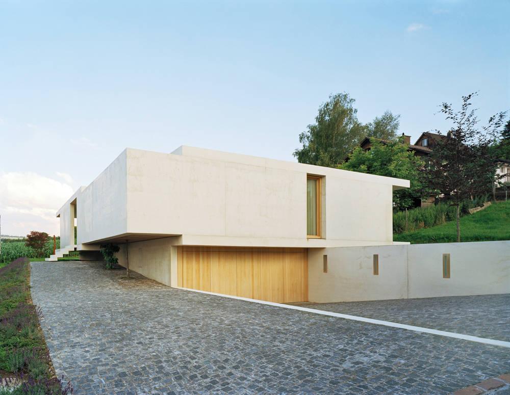 efh zimmerberg de rossetti wyss architekten homify. Black Bedroom Furniture Sets. Home Design Ideas