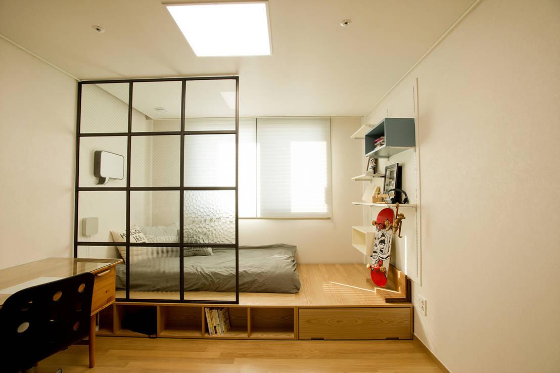 Tendencia en dormitorios: 10 preciosas camas a ras del suelo