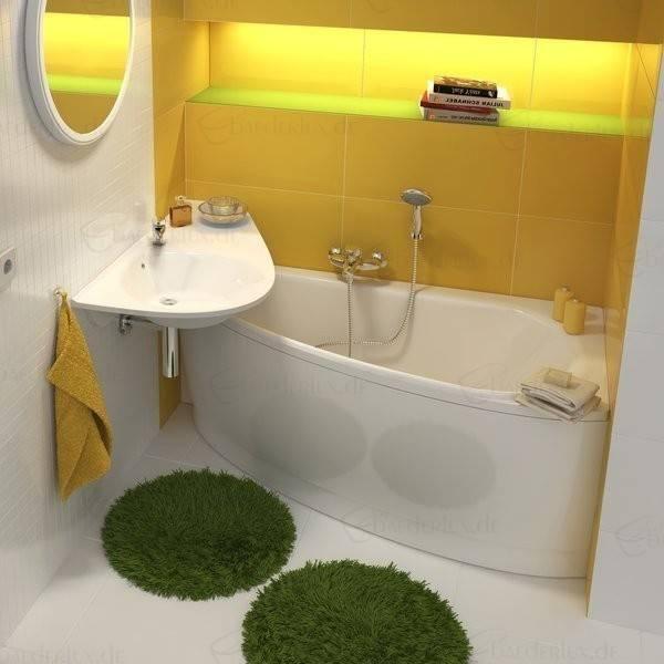 Casas de banho pequenas mas muito bonitas for Baignoire 150x75