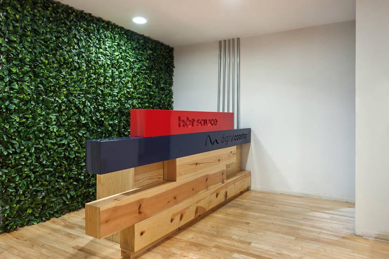Oficinas hot sauce polanco df de ho arquitectura de for Arquitectura de interiores