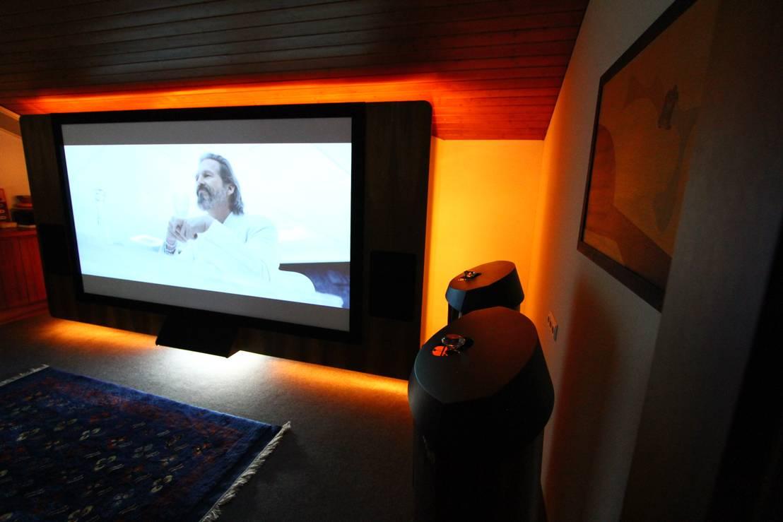Großes Kino zu Hause live erleben von Lenz Komponiert