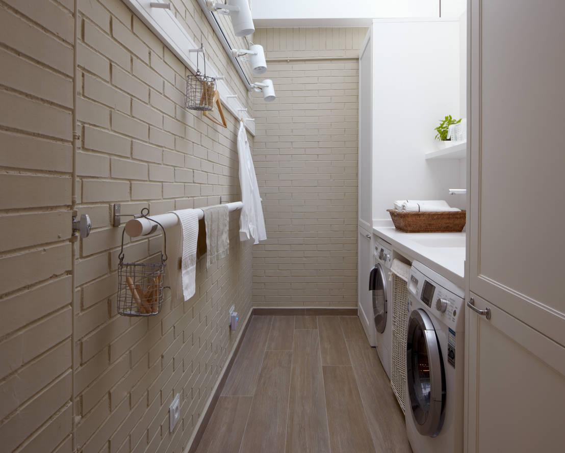 12 ideas fantásticas para tener el cuarto de lavado perfecto