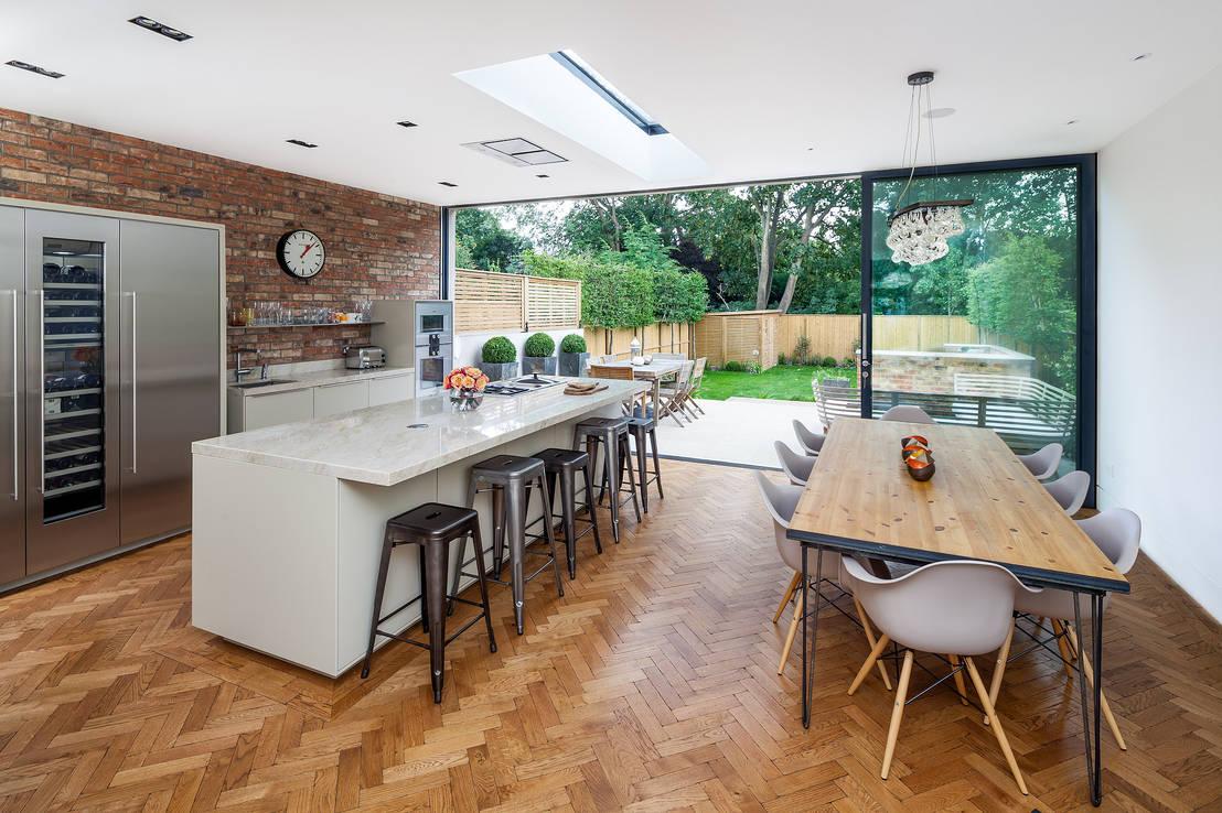 6 ventajas de vivir en un piso bajo for Vivir en un piso interior