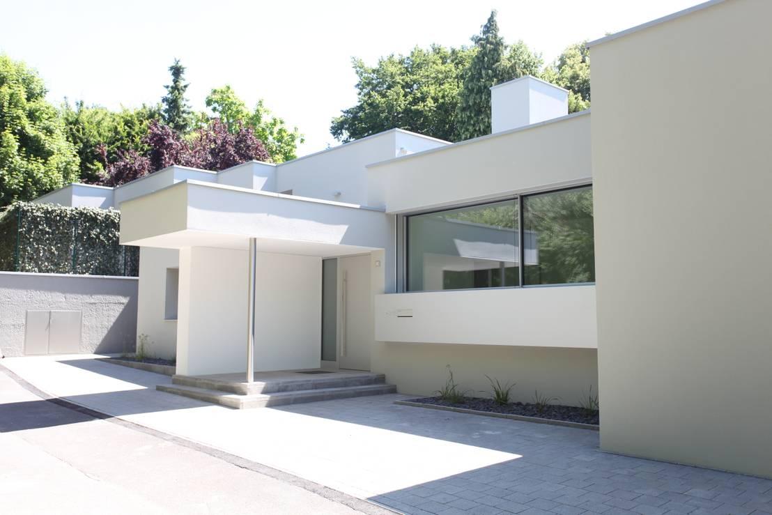umbau sanierung eines bungalow profesjonalista neugebauer architekten bda homify. Black Bedroom Furniture Sets. Home Design Ideas