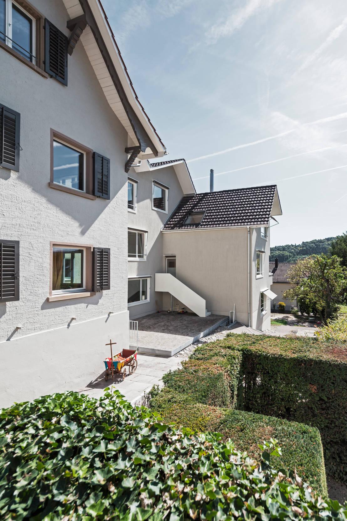 Weinbergstrasse winterthur von schneider gm r architekten homify - Gmur architekten ...