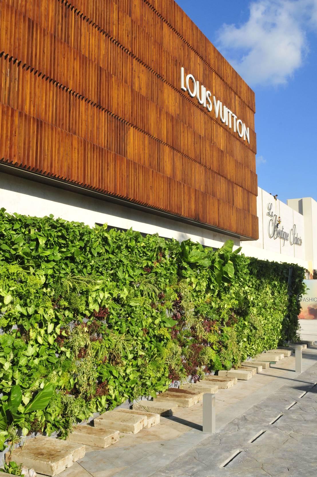 Jardines verticales de huichol homify for Jardines verticales casa
