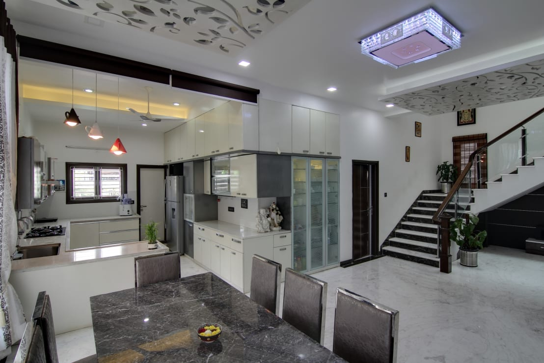 An Elegant Home Full Of Style In Hyderabad