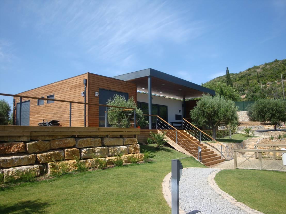 15 casas pr fabricadas modulares e portuguesas - Casas de madera portugal ...