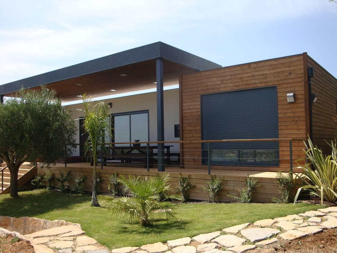 Casas modulares prefabricadas ventajas y desventajas - Casas modulares minimalistas ...