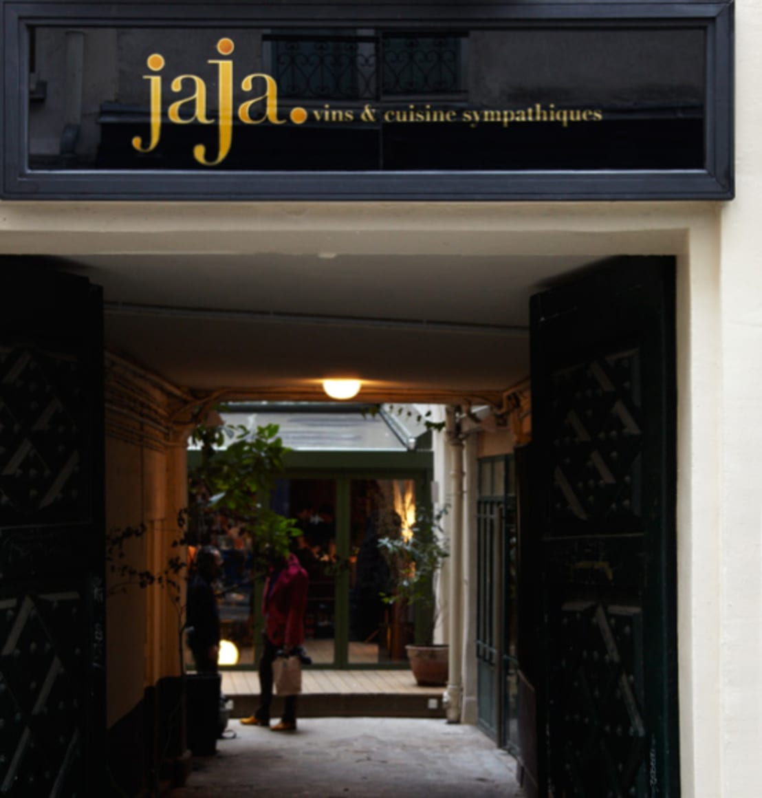 Restaurant Jaja Paris