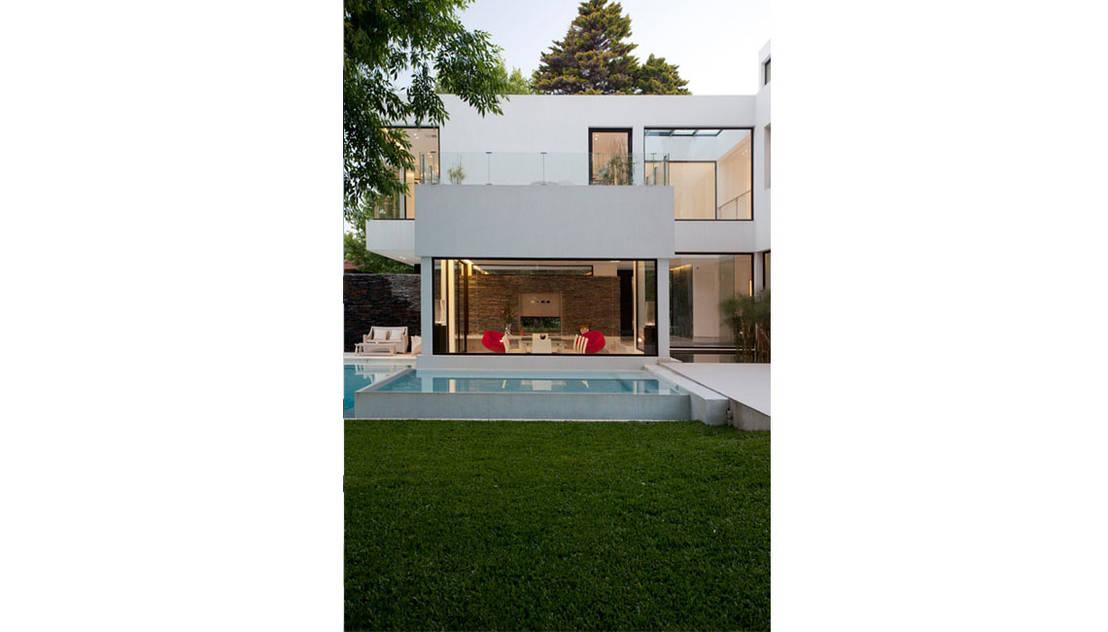 Casa carrara par remy arquitectos homify - Maison s par domenack arquitectos ...